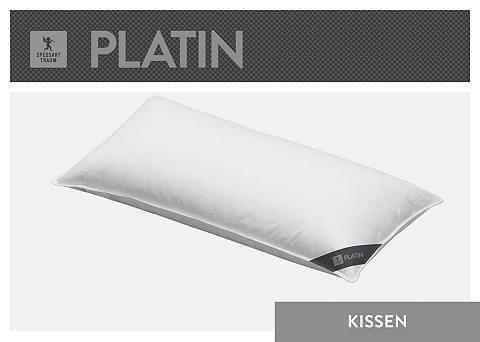 SPESSARTTRAUM 3-Kammer-Kopfkissen »Platin« Füllung: ...
