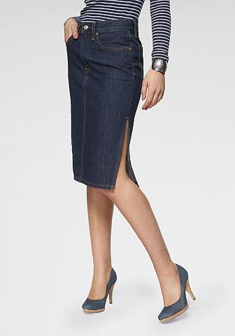 LEVI'S ® Džinsinis sijonas »side Slit Skirt«