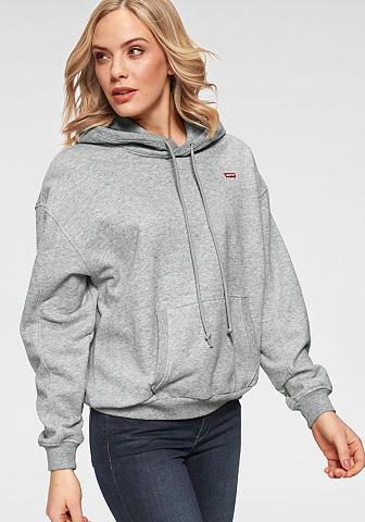 LEVI'S ® Sportinis megztinis su gobtuvu »Unba...