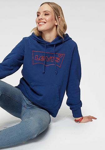 LEVI'S ® Sportinis megztinis su gobtuvu »Grap...