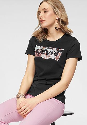 LEVI'S ® Marškinėliai »Batwing-Tee Rose«