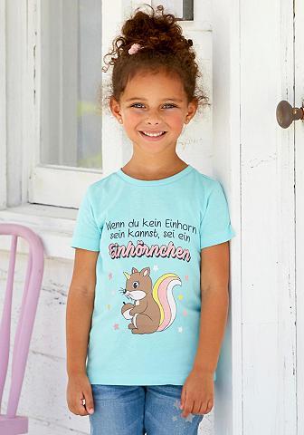 ARIZONA Marškinėliai »EINHÖRNCHEN«