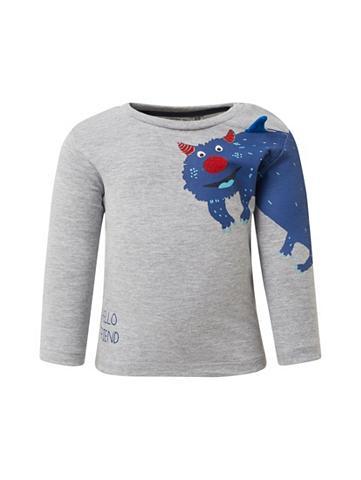TOM TAILOR Marškinėliai ilgomis rankovėmis Marški...