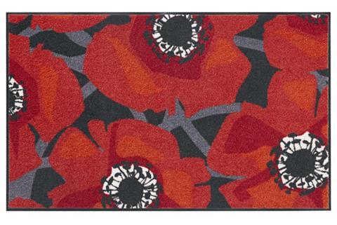 SALONLOEWE Durų kilimėlis Mohn lengvai prižiūrima...