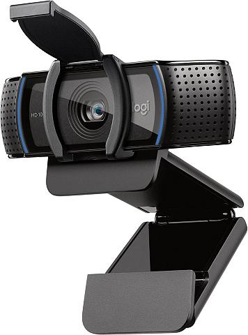 LOGITECH »C920s HD PRO« WEB kamera (Full HD)