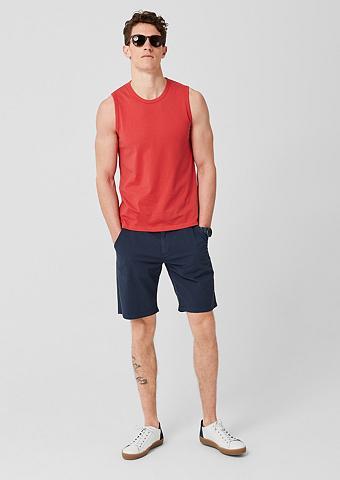 S.OLIVER RED LABEL Basic Marškinėliai be rankovių iš trik...