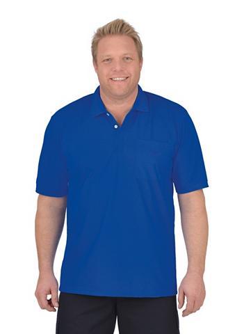 Trigema Polo marškinėliai su Brusttasche