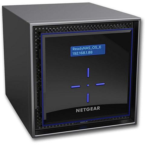 NETGEAR ReadyNAS 424 4-bay »High Performance S...