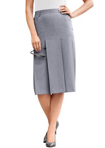 ATELIER GS Klostuotas sijonas