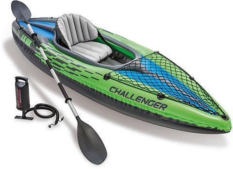 INTEX Einerkajak »Challenger K1 Kayak rinkin...