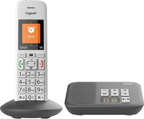 GIGASET »E370A« Bevielis DECT-Telefon (Mobilte...