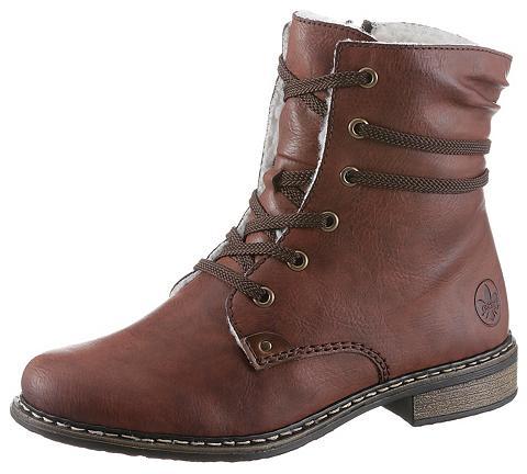 Rieker Žieminiai batai im Bergsteiger-Look