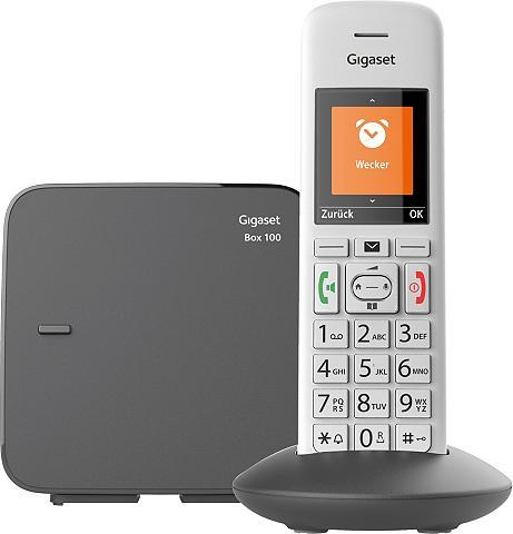 GIGASET »E370« Bevielis DECT-Telefon (Mobiltei...