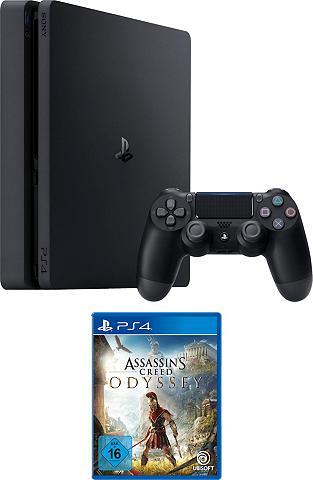 PlayStation 4 siauras 1 TB (Bundle ir ...