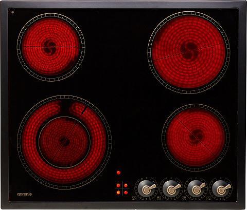 GORENJE Elektro-Kochfeld Classico-Edition EC64...