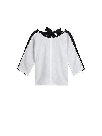SANDWICH Spalva Block Marškinėliai be rankovių ...