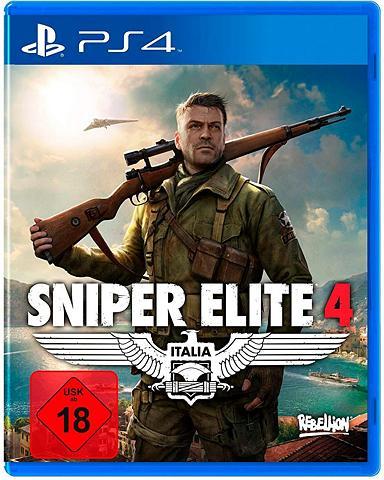 Sniper Elite 4 PlayStation 4 Software ...