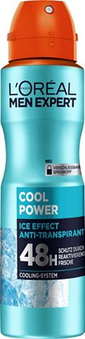L'ORÉAL PARIS MEN EXPERT L'ORÉAL PARIS MEN EXPERT Deo-Spray