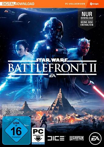 ELECTRONIC ARTS Star Wars Battlefront 2 (Code in the B...