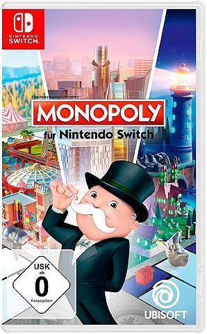 UBISOFT Monopoly Nintendo Switch Software Pyra...