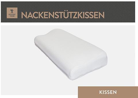 SPESSARTTRAUM Nackenstützkissen »Bronze« Bezug: Tenc...