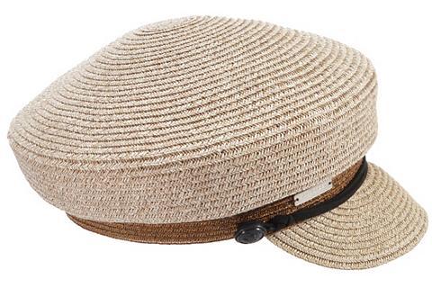 SEEBERGER šiaudinė skrybėlė »Military Kepurė su ...