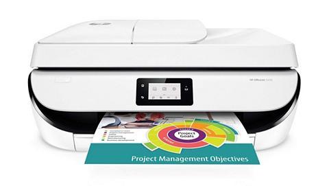 HP Officejet 5232 All-in-One-Drucker »Mul...