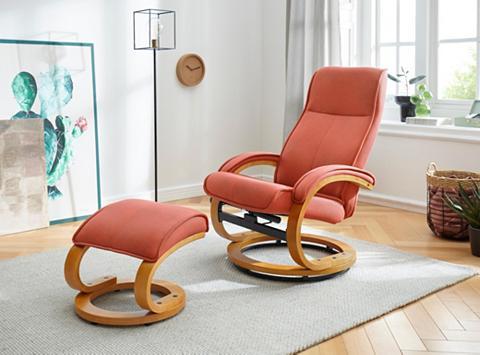 my home Atpalaiduojanti kėdė »Lille« iš minkšt...