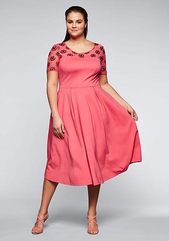 SHEEGO STYLE Sheego kokteilinė suknelė