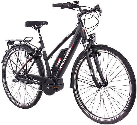 CHRISSON Elektrinis dviratis City Moterims »E-R...