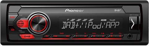 PIONEER Auto magnetola »MVH-S210DAB«