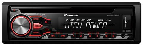 PIONEER Auto magnetola »DEH-4800FD«