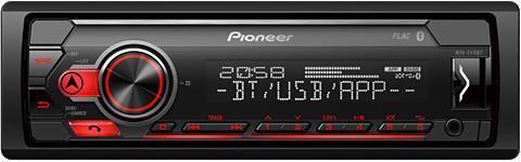 PIONEER Auto magnetola »MVH-S410BT«