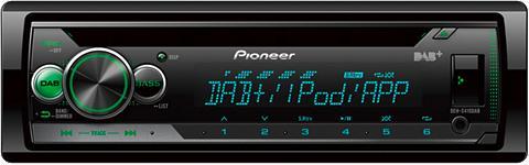 PIONEER Auto magnetola »DEH-S410DAB«