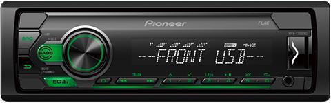 PIONEER Auto magnetola »MVH-S110UBG«