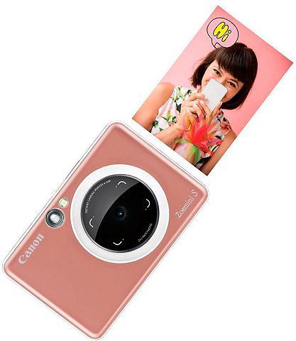 CANON »Zoemini S« Sofortbildkamera (8 MP BLU...