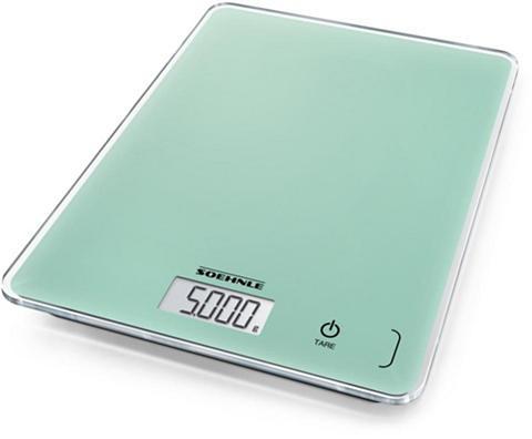 Soehnle Küchenwaage »Compact 300« LCD Anzeige