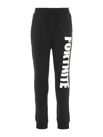 NAME IT Fortnite Sportinio stiliaus kelnės
