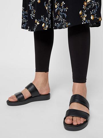 BIANCO Slide sandalai