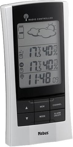 MEBUS Meteorologinė stotelė »10382 Funk-Wett...