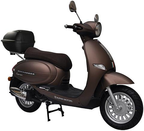 ALPHA MOTORS Motoroleris »Cappucino« 125 ccm 80 km/...