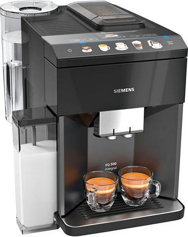 SIEMENS Kaffeevollautomat EQ.5 500 integral TQ...