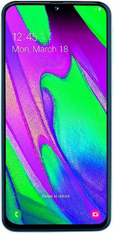 SAMSUNG Galaxy A40 Išmanusis telefonas (1492 c...