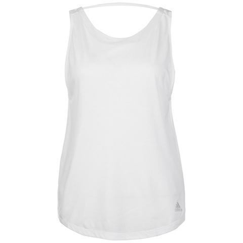 ADIDAS PERFORMANCE Marškinėliai be rankovių »Low Back«