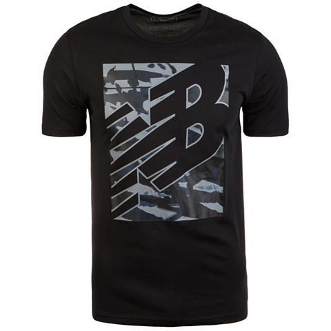 NEW BALANCE Sportiniai marškinėliai »Heathertech«