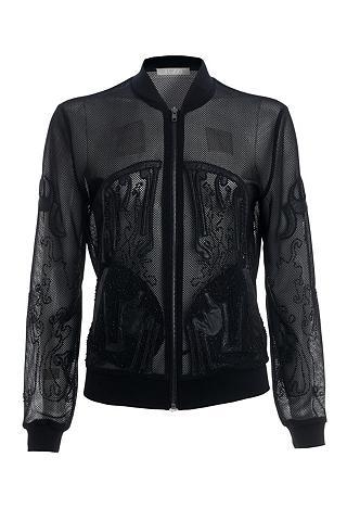 TUZZI Palaidinė-švarkas »Colorful Black«