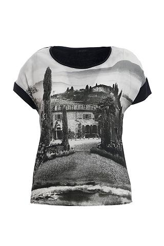 TUZZI Marškinėliai »Colorful Black«
