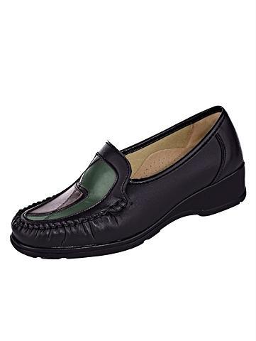 NATURLÄUFER Naturläufer Mokasinų tipo batai su typ...
