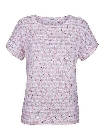 LAURA KENT Megztinis su überschnittener Schulter
