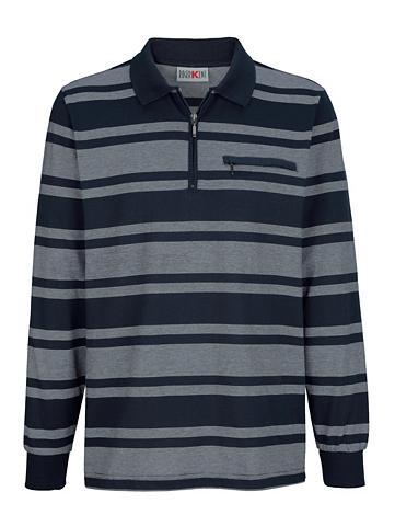 ROGER KENT Polo marškinėliai su Ilgomis rankovėmi...